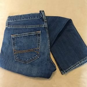 Hollister Slim Straight Button Fly Jeans - 30x30